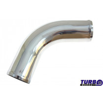 Aluminium cső 67 fok 76mm 30cm